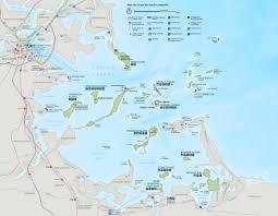 Boston Ma Map by Boston Harbor Islands Maps Npmaps Com Just Free Maps Period