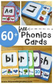 mega pack of free phonics cards phonics cards vowel sounds and