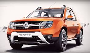 renault duster renault duster rxs gets touchscreen and airbags
