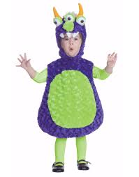 Halloween Costume Monster Toddler Eyed Monster Costume Kids Costumes