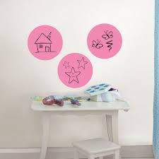 dry erase dot wall decals wallpops dry erase dot wall decals