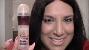 Maybelline Age Rewind Eraser review maybelline instant age rewind eraser treatment makeup