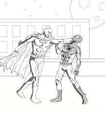 batman spider man wip2 worlds paper