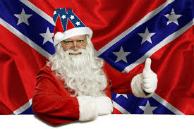 Rebel Flag Image Confederate Rebel Flag Santa Hat
