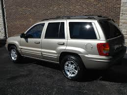 2000 gold jeep grand cherokee 2000 jeep grand cherokee suv rear wheel drive for sale 14 used