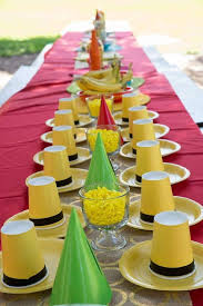 Curious George birthday party ideas Curious George Birthday