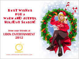 best wishes and happy holidays from udon entertainment polygon