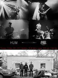 Simple Black And White Lounge Pics Hum U2013 Tickets U2013 Mercy Lounge U2013 Nashville Tn U2013 October 26th 2017