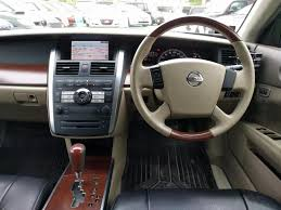 teana nissan interior 2006 nissan teana 230jm modern collection used car for sale at
