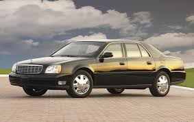 2004 cadillac deville pictures history value research news