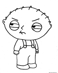 family guy coloring pages free print boys