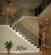 Handrail Rosette Photo Gallery Stairpartsnow Com