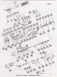 camaro steering column diagram diagram 1974 camaro steering column