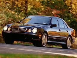 2002 mercedes e class 2000 mercedes e class overview cars com