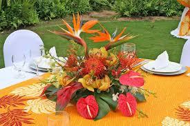 tropical flower arrangements tropical arrangements from fukushima flowers