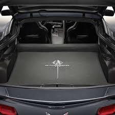 2014 corvette interior 2014 16 c7 corvette stingray cargo premium carpet mat w stingray