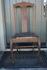 Antique Wood Chair Imeeshu Com U2014 Antique Chair With Redone Coffee Sack Burlap Seat