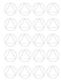 geodesic paper ornament printable template paper craft ideas