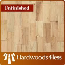 3 1 4 x 3 4 oak rustic unfinished hardwood flooring mini