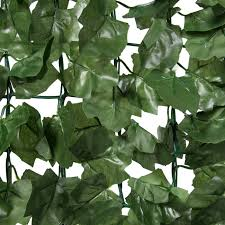 Faux Outdoor Bushes Faux Ivy Privacy Fence Screen 94