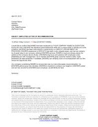 employee reference letters download templates biztree com