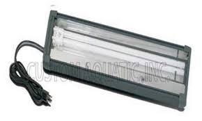 Single Fluorescent Light Fixture These Single Power Compact Fluorescent Light Fixtures From