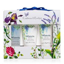 crabtree u0026 evelyn wisteria little luxuries travel gift