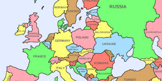 mapa europe map of europe member states the eu nations project cool at