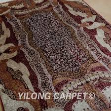 Antique Indian Rugs Yilong 4 U0027x6 U0027 Traditional Turkish Carpet Red Vantage Antique
