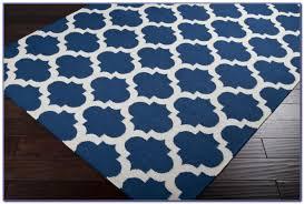 Royal Blue And White Rug Royal Blue And White Area Rug Rugs Home Design Ideas
