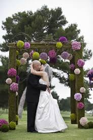wedding arches ideas pictures my favorite wedding arch idea only use diy pom poms out of fabric