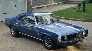 dusk blue camaro cars 427 king