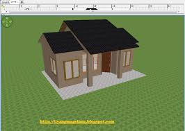 desain rumah corel menganalisa desain rumah dengan 3 aplikasi helwa saleh