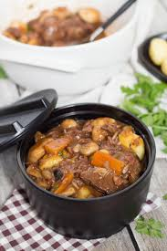 boeuf bourguignon classic beef stew recipe