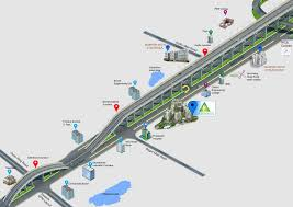 Bangalore Metro Map Phase 3 by Salarpuria Sattva Greenage Official Website 2 3 And 4 Bhk