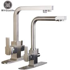 3 Way Kitchen Faucet German Faucet Aqua Faucet Cold Water Myqualife Official Store Small Orders Online Store Selling
