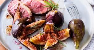 comment cuisiner des figues magret de canard aux figues fraîches 28 09 2016 ladepeche fr