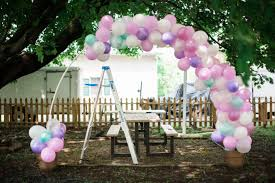 balloon arch diy outdoor birthday balloon arch stand how to tutorial for a party