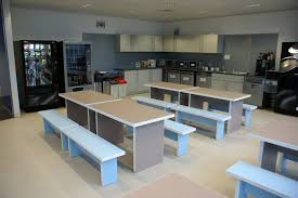Agreeable Office Kitchen Table Also Budget Home Interior Design - Office kitchen table and chairs