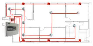 conventional fire alarm wiring diagram efcaviation com