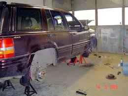 jeep grand rear brakes jeep horizons jeep grand rear brake upgrade