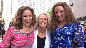 Carol King by Carole King Performs U0027i Feel The Earth Move U0027 On The Today Plaza