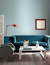 Bleu Canard Peinture by