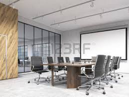 Big Meeting Table Meeting Table Home Stock Photos Royalty Free Meeting Table Home