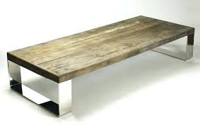 reclaimed wood table with metal legs steel and wood tables metal and wood combination dining table made