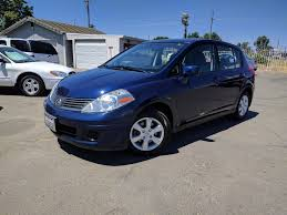 nissan tiida 2008 nissan versas for sale in modesto ca 95351