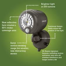 mr beams security lights bright ideas mr beams wireless lighting blog 5 things to know