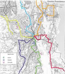 Mbta Bus Map by Rhode Island Transit Future Ideas U2013 Late Night Bus Routes U2013 Ripta