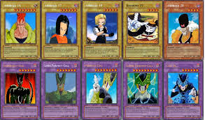 all androids android yu gi oh cards by ketchup11011 on deviantart