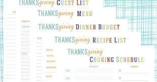 pinch a save a lot free thanksgiving planner